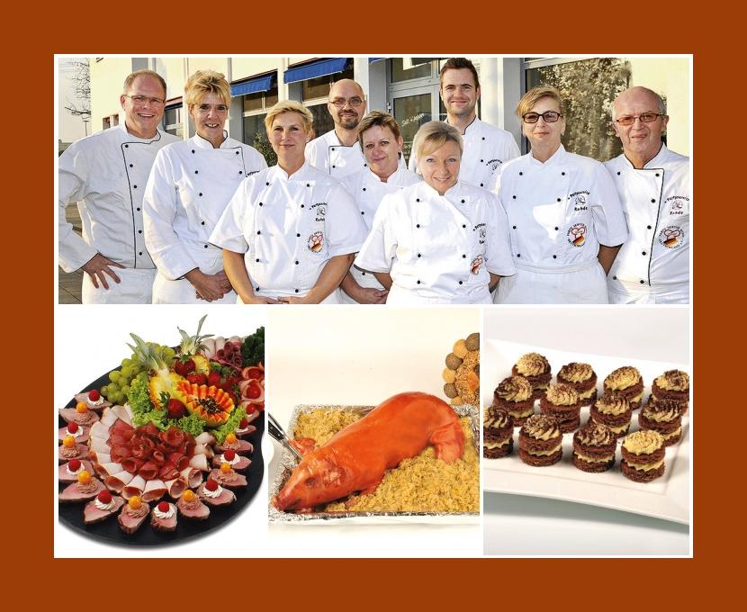 Partyservice A. Rhode Berlin Brandenburg Oranienburg Potsdam Nauen Hochzeit Catering