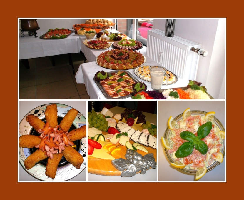 Partyservice Struckmeier Bad Nenndorf Wunstorf Bückeburg Hochzeit Catering Rinteln