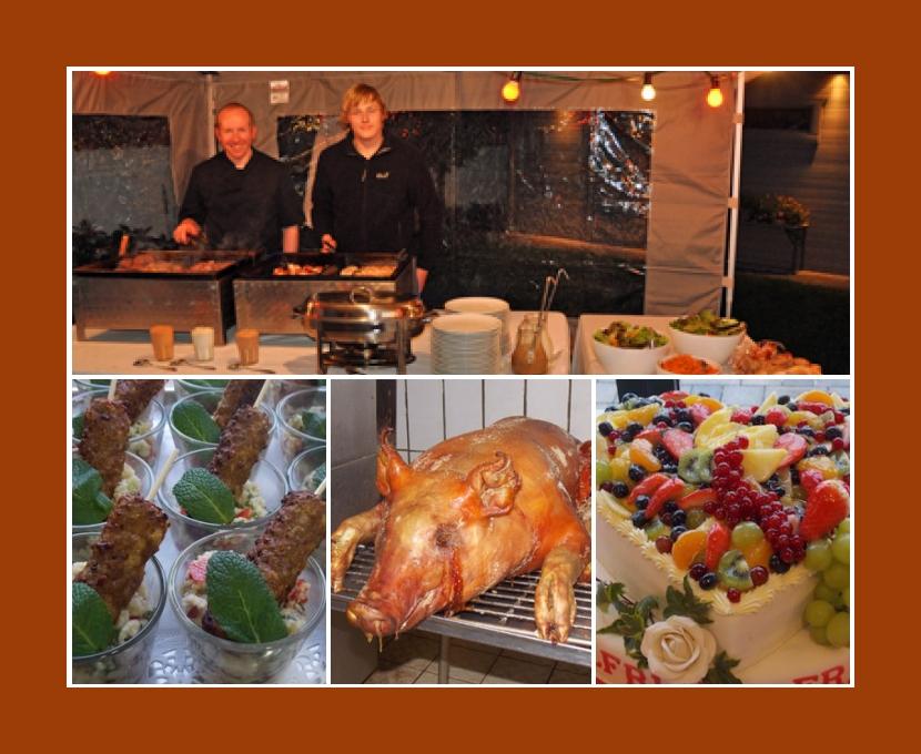 Partyservice Ute und Ralf Reusch Langenlonsheim Bad Kreuznach Bingen am Rhein Geisenheim Hochzeit Catering