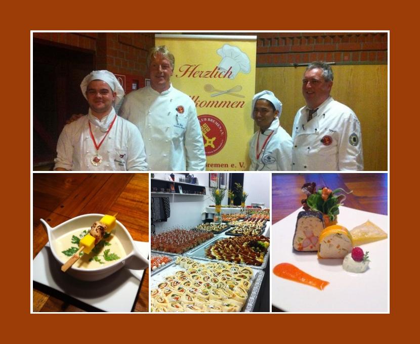 Weiser Catering Partyservice Bremen Osterholz-Scharmbeck Delmenhorst Brake Oldenburg Hochzeit