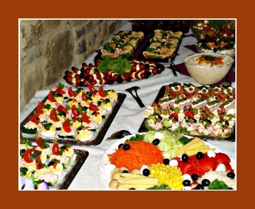 Partyservice Gourmet Erfurt Gotha Weimar Arnstadt Hochzeit Catering