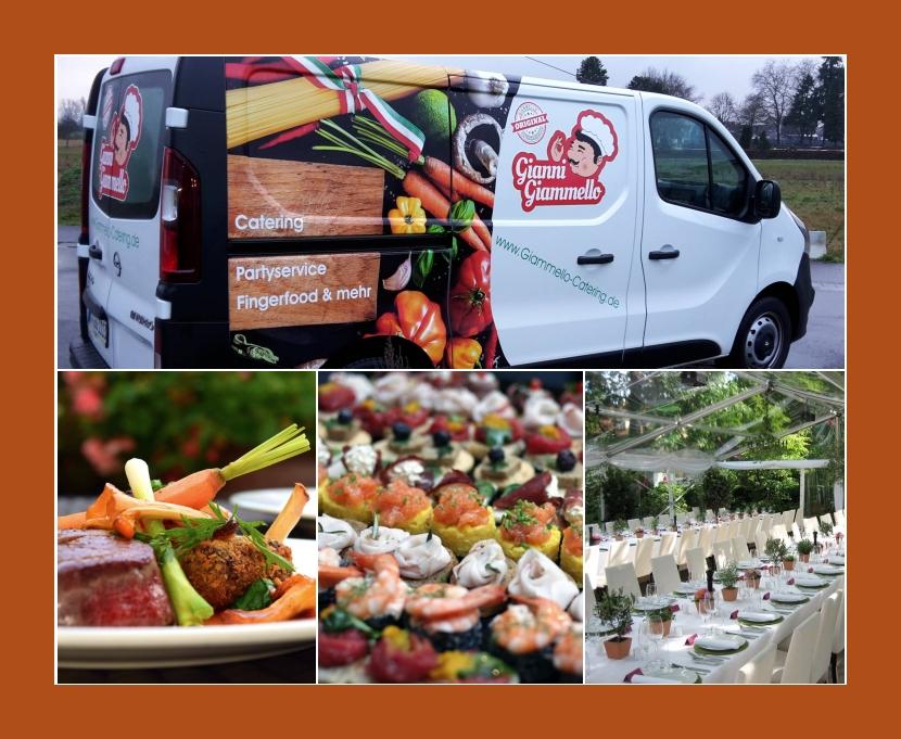 Gianni Giammello Catering Bruchsal, Karlsruhe, Ettlingen, Pforzheim