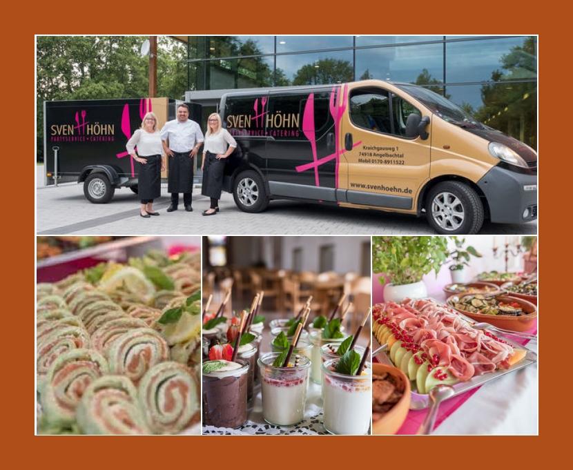 Sven Höhn Partyservice Catering Angelbachtal, Sinsheim, Mosbach, Bruchsal