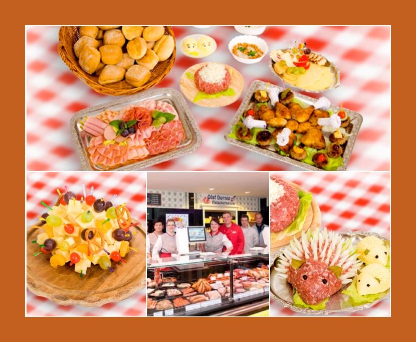 Fleischermeister Dornig Catering Berlin, Hennigsdorf, Bernau bei Berlin