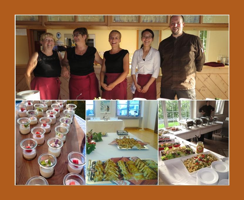Marktwirtschaft Partyservice - Küchenschwabe Catering in Türkheim, Mindelheim, Kaufbeuren