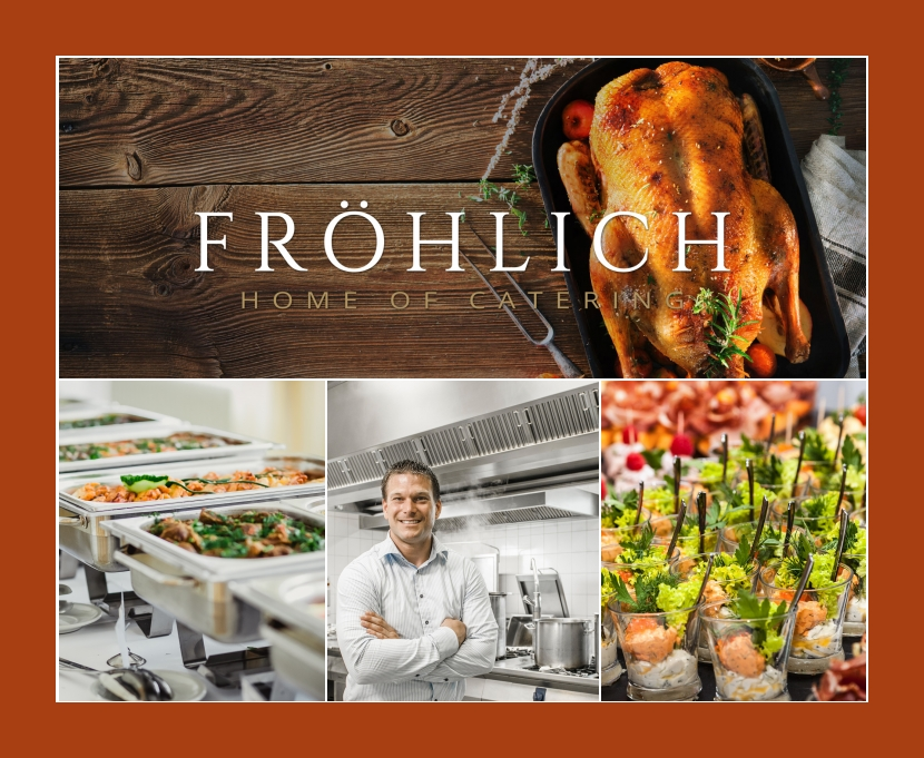 Party-Service Fröhlich GmbH  Catering  Düsseldorf, Krefeld, Duisburg, Wuppertal