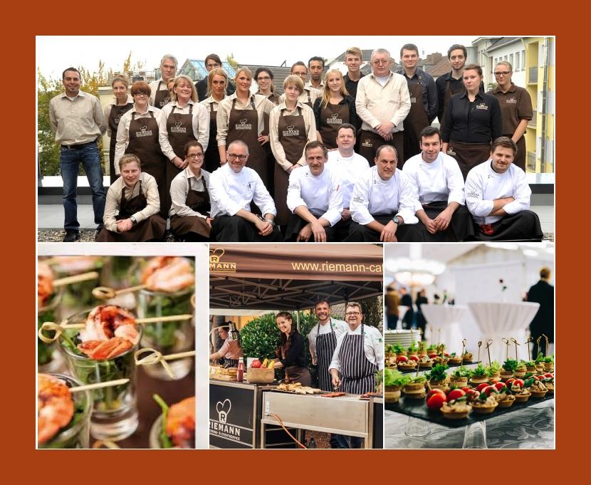 Riemann Catering & Eventservice  Remscheid, Solingen, Wuppertal, Wipperfürth