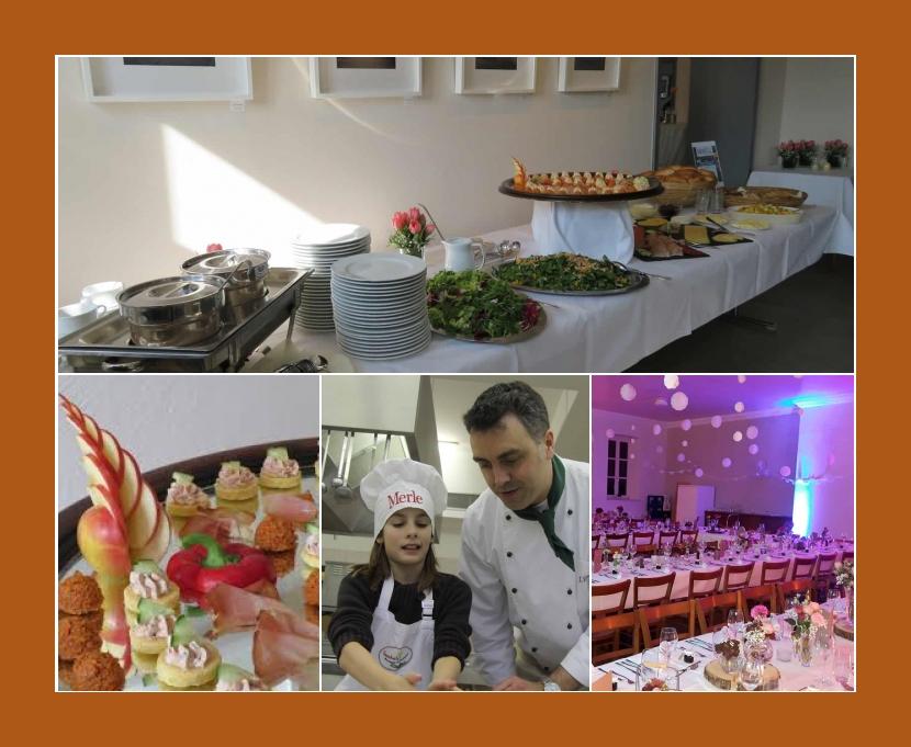 Sascha´s Esskultur Catering Partyservice  Dreis bei Wittlich, Trier, Zell (Mosel)