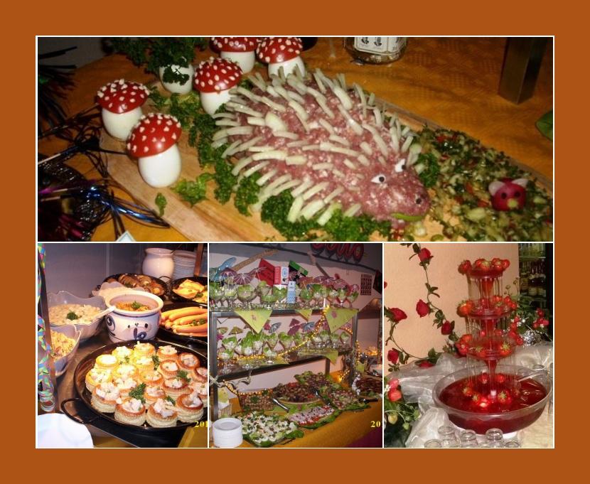 Chrischan der Partyspezialist Catering  Bergen, Celle, Soltau, Walsrode