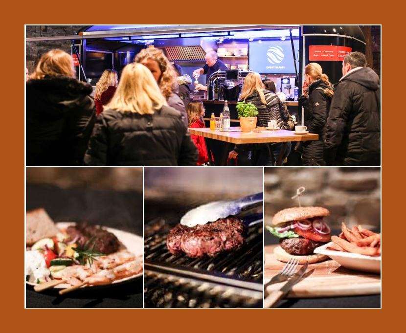 Event Safari  Catering  Bochum, Witten, Essen