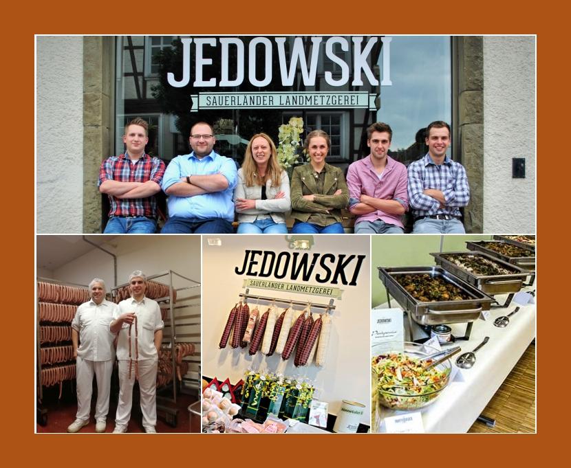 Metzgerei Jedowski GmbH & Co.KG  Partyservice  Balve, Dortmund, Hagen